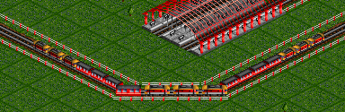 Trains with as many engines as you want!
